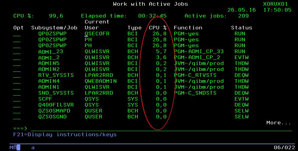 Free Ibm I As 400 Iseries Performance Monitoring Tool