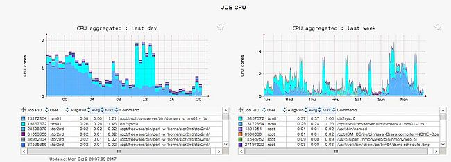 JOB TOP CPU